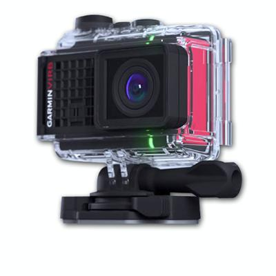 4K Action camera with voice control and data overlays - survcon
