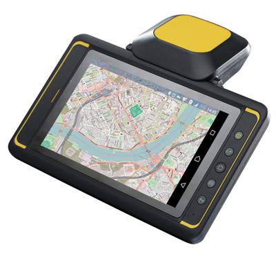 QPAD X5 GIS High Precision Rugged Tablet - survcon