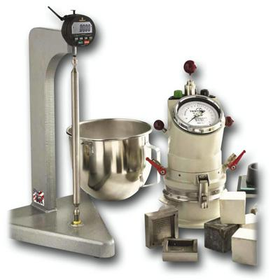 cement testing equipment - survcon