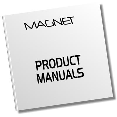 magnet product manual - survcon