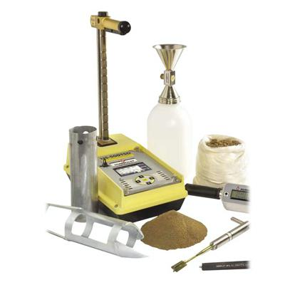 soil field testing equipment - survcon